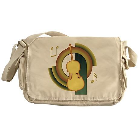 Cello Deco Messenger Bag