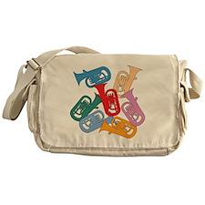 Colorful Euphoniums - Messenger Bag