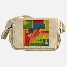 Viola Colorblocks Messenger Bag