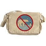 Penguin Polarity Messenger Bag