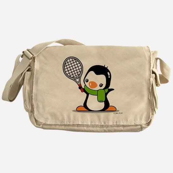 Tennis (70) Messenger Bag