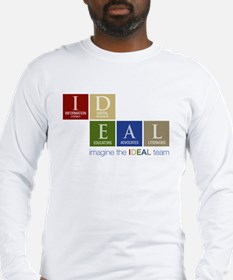 The IDEAL Team Long Sleeve T-Shirt
