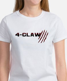 Unique Claw marks Tee