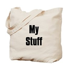 My Stuff Tote Bag