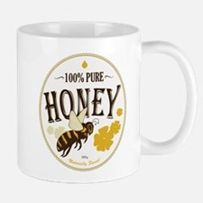 honey label Mug
