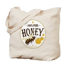 honey label Tote Bag