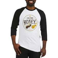 honey label Baseball Jersey
