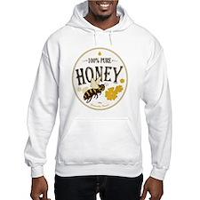 honey label Hoodie