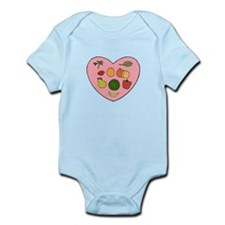 Loving Raw Vegan Infant Bodysuit