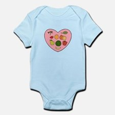 Loving Raw Vegan Infant Bodysuit