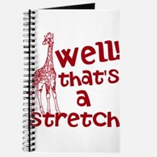 That's a Stretch Journal