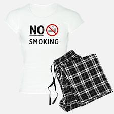 No Smoking Pajamas