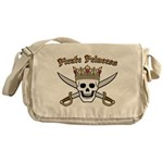 Pirate Princess Messenger Bag