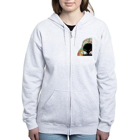 KosmiQPandora Women's Zip Hoodie
