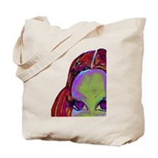 Cool Messenger Tote Bag