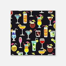 It's 5 O'Clock Somewhere Cocktails Sticker