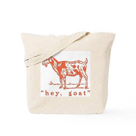 Hey, Goat Tote Bag