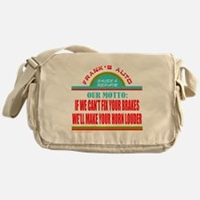 AUTO MECHANIC Messenger Bag