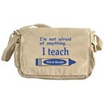 THIRD GRADE Messenger Bag