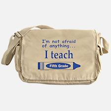 FIFTH GRADE Messenger Bag