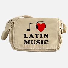 LATIN MUSIC Messenger Bag