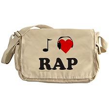 RAP MUSIC Messenger Bag