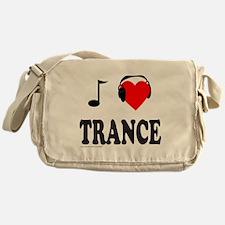 TRANCE MUSIC Messenger Bag