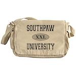 SOUTHPAW UNIVERSITY Messenger Bag