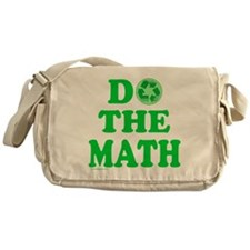 RECYCLE/RECYCLING Messenger Bag