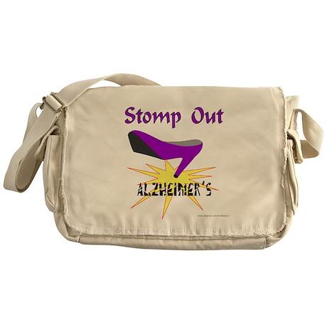 ALZHIEMER'S Messenger Bag