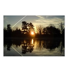 Mississippi River Mirror Postcards (Package of 8)