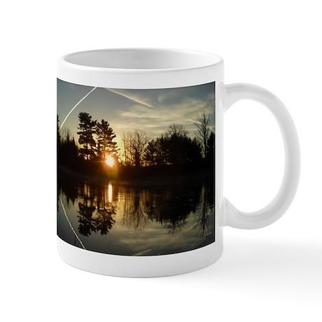 Mississippi River Mirror Mug