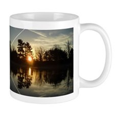 Mississippi River Mirror Mug