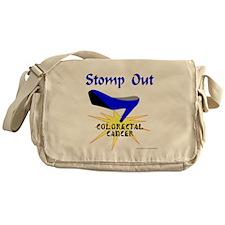 COLORECTAL CANCER Messenger Bag