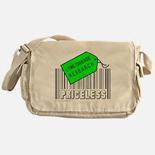 LYME DISEASE CAUSE Messenger Bag