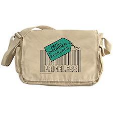 PANIC DISORDER CAUSE Messenger Bag