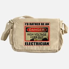 ELECTRICIAN Messenger Bag