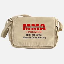 MMA MIXED MARTIAL ARTS Messenger Bag