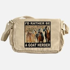 GOAT HERDER Messenger Bag
