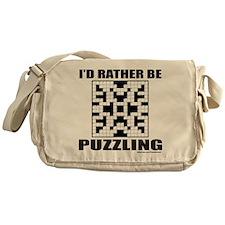 CROSSWORD Messenger Bag