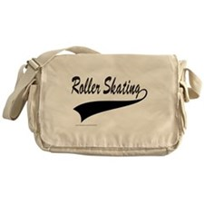 ROLLER SKATING Messenger Bag