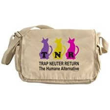 TRAP NEUTER RETURN Messenger Bag