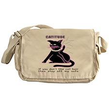 CATITUDE Messenger Bag