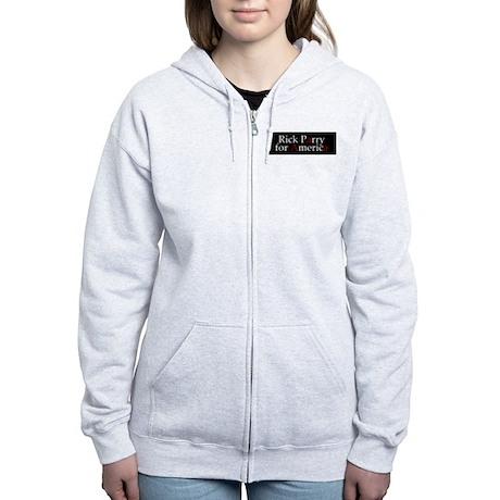 pArry for AmericA - Women's Zip Hoodie