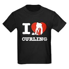 I love Curling T