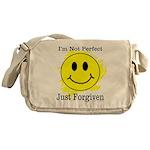 JUST FORGIVEN Messenger Bag