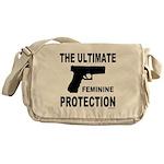 GUNS/FIREARMS Messenger Bag