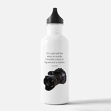 Photo Story Water Bottle