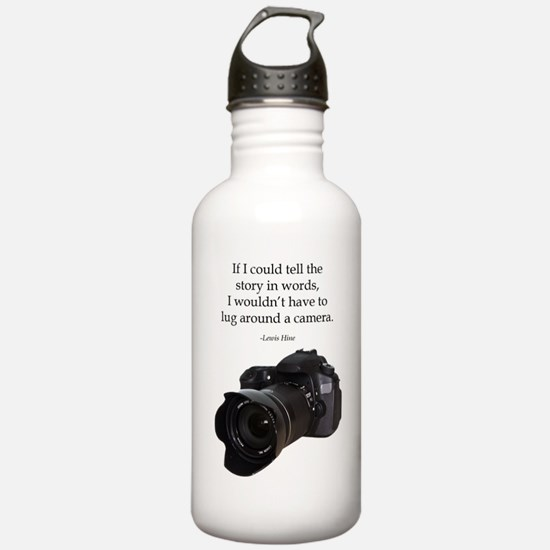 Photo Story Water Bottle