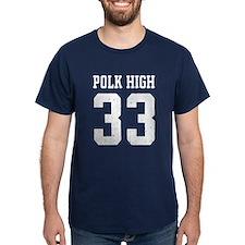 PolkHigh_wht T-Shirt